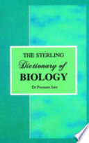 The Sterling Dictionary Of Biology