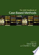 The Sage Handbook Of Case Based Methods