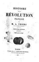 Histoire de la révolution française, 4 volumes