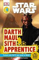Star Wars  Darth Maul Sith Apprentice