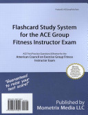 Flashcard Study System for the ACE Group Fitness Instructor Exam