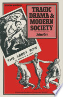 Tragic Drama and Modern Society
