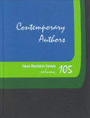 Contemporary Authors On Writers Contemporary Authors R New Revision