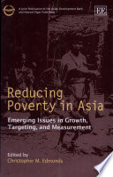 Reducing Poverty In Asia