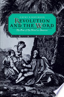 Revolution and the Word   The Rise of the Novel in America