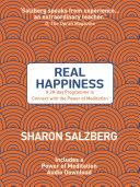 Real Happiness Pdf/ePub eBook