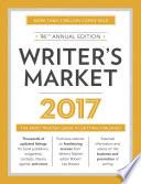 Writer S Market 2017 book