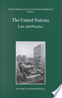 The United Nations The United Nations This New Book
