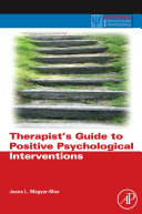 download ebook therapist\'s guide to positive psychological interventions pdf epub