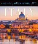 Italy Page A Day Gallery Calendar 2019