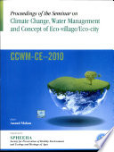 Climate Change Water Management