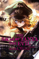The Saga Of Tanya The Evil Vol 1 Manga