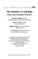 The Chemistry Of Acid Rain