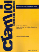Outlines and Highlights for Pass Ccrn  by Robin Donohoe Dennison  Isbn