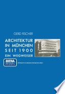 Architektur in München seit 1900