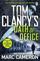 Tom Clancy's Oath of Office Pdf/ePub eBook