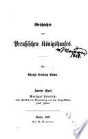 T. Markgraf Friedrich, erster Kurfürst von Brandenburg aus dem burggräflichen Hause Zollern