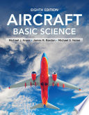 Aircraft Basic Science  Eighth Edition
