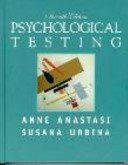 Psychological Testing- (Value Pack W/MySearchLab)