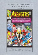 Marvel Masterworks Presents The Avengers Avengers Vol 1 11 20