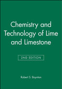 Best Chemistry and technology of lime and limestone