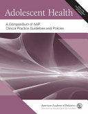 Adolescent Health Book Cover