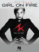 Alicia Keys - Girl on Fire Songbook
