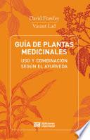 Gu A De Plantas Medicinales
