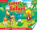 Super Safari Level 1 Pupil s Book with DVD ROM