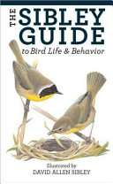Book The Sibley Guide to Bird Life   Behavior