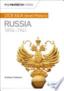 My Revision Notes  OCR AS A level History  Russia 1894 1941