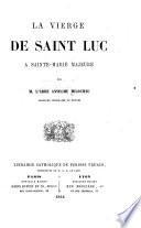 La Vierge de Saint Luc à Sainte-Marie Majeure