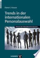 Trends in der internationalen Personalauswahl
