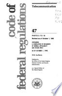 Ebook The Code of Federal Regulations of the United States of America Epub National Archives and Records Administration (NARA) Staff Apps Read Mobile