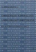 The German Naturalists and Gerhart Hauptmann Book PDF