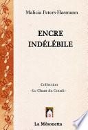 illustration ENCRE INDÉLÉBILE