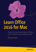 Learn Office 2016 for Mac