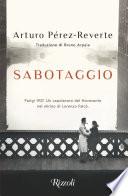 Sabotaggio Book Cover
