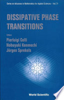 Dissipative Phase Transitions