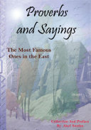 Proverbs and Sayings   the Most Famous Ones in the East