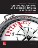 Loose Leaf Ethical Obligations And Decision Making In Accounting Text And Cases
