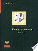 Estudio Económico de América Latina y el Caribe, 2003-2004