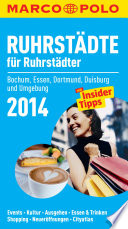 MARCO POLO Cityguide Ruhrst  dte f  r Ruhrst  dter 14