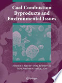 Coal Combustion Byproducts And Environmental Issues book