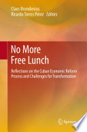 No More Free Lunch book
