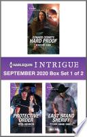 Harlequin Intrigue September 2020 Box Set 1 Of 2