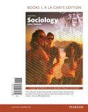 Sociology  Books a la Carte Edition