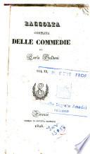 Commedie di Carlo Goldoni