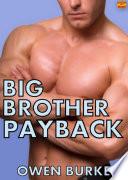 Big Brother Payback  Gay Taboo Erotica