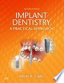 Implant Dentistry   E Book